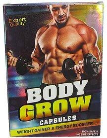 Dr. Chopra Body Grow Capsules 10's Pack X 4