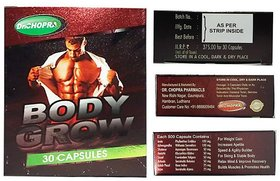 Dr. Chopra Body Grow Capsules 30's Pack X 2