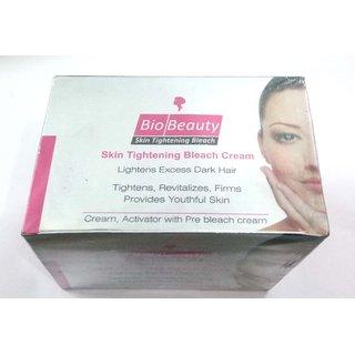 Bio Beauty Skin Tightening Bleach Cream Kit - 300gm Pack