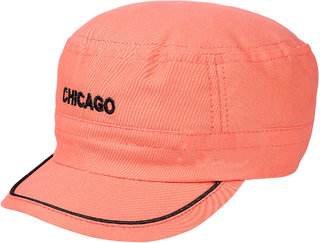 Jack klein Fashionable Orange Sports Cap for Men