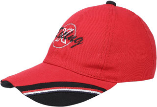 Jack klein Fashionable Red Sports Cap fro Men