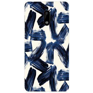 Printgasm Nokia 6 printed back hard cover/case,  Matte finish, premium 3D printed, designer case