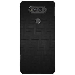 Printgasm LG V20 printed back hard cover/case,  Matte finish, premium 3D printed, designer case