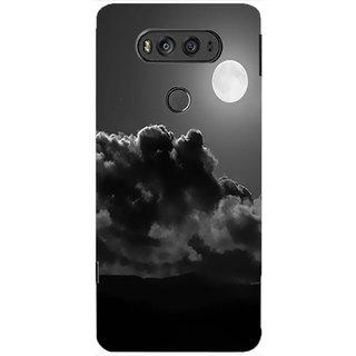 Printgasm LG V20 printed back hard cover/case,  Matte finish, premium 3D printed, designer case
