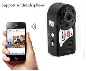 tacson Q7 P2P WIFI IP HD Video Recorder Voice Recorder Spy Product
