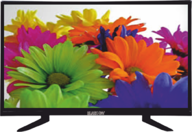 Black Cat Full HD LED TV 24inch