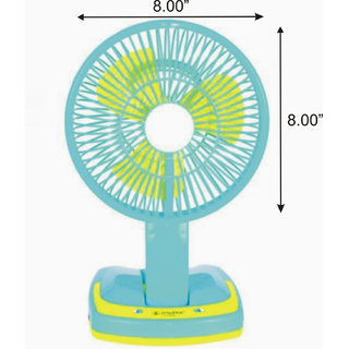 SUPER 5590 EMERGENCY LIGHT WITH RECHARGEABLE FAN MULTIFUNCTION
