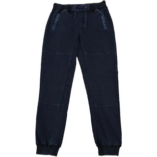 Urban Young & Free Blue  Jogger for Boys
