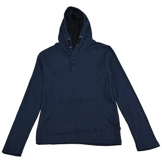 Urban Young & Free Blue Full Sleeve Sweat Shirt For Boys