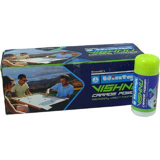 Best Ideas Wintex Vishnu Ka Carrom Powder 3 Pcs/Bottle Set of 70 Grams Each