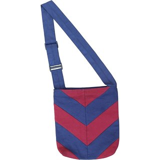 Ryan Overseas Cotton Stylish Men  Women Sling Bag