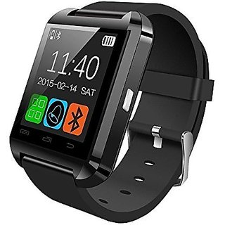 BINGOs U8 Square Men Smart watch Without Sim and With Bluetooth