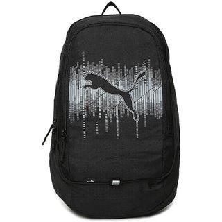 Buy Puma Form Black 25 L Laptop Backpack Bag Online   ₹599 from ... de863956f3d33