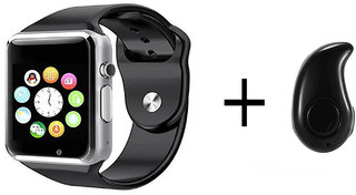 IBS's A1 Square Unisex Smart watch With Sim and With Bluetooth