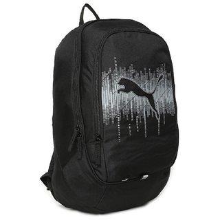 Buy Puma Form Black 25 L Laptop Backpack Bag Online   ₹999 from ... 7f61da65226c5