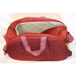cc1b10273c Buy Minij Duffle Bag Red Size Small Online - Get 33% Off