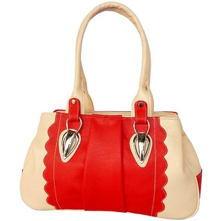 ALL DAY 365 Shoulder Bag  (Red)