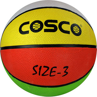 COSCO MULTI GRAPHIC BASKETBALL SIZE 3