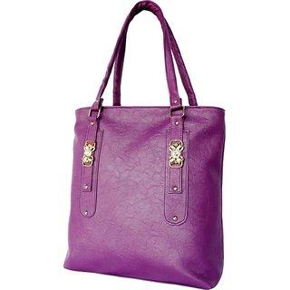 ALL DAY 365 Shoulder Bag  (Purple)