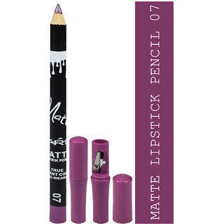 Matte Lipstick Pencil True Instant Color-07 Long-Wearing