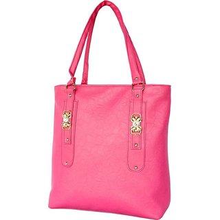 ALL DAY 365 Shoulder Bag  (Pink)