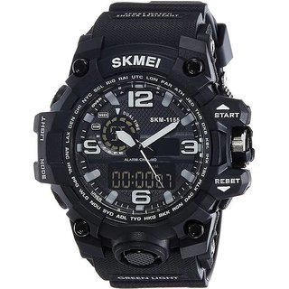 Skmei Sports Analog Watch - For Men 6 month warram
