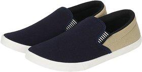Weldone Men's Beige Prime Loafers