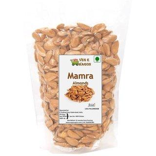 Veg e Wagon Mamra Almond 250 Almonds (250 g, Pouch)