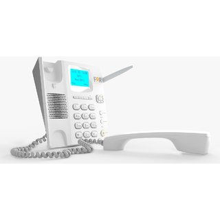 For F1+ Wireless GSM Landline Phone ( White )