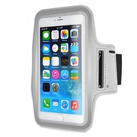 Callmate ArmBand For IPhone 6+ 5.5 Inch With Free Screen Guard - Grey