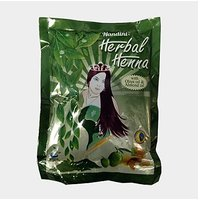 Nandini Herbal Henna With Olive Oil & Almond Oil 100gm Pack Of 8