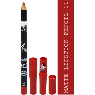 Matte Lipstick Pencil True Instant Color-11 Long-Wearing