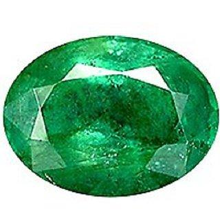 Jaipur Gemstone Panna Stone Original Lab Certified 9.5 Ratti Cultured Certified Loose Precious Emerald Gemstone