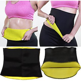 Fashion Addiction Slimming Belt Black