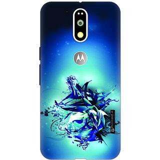 Printland Back Cover For Motorola Moto G4 Plus