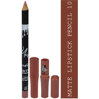 Matte Lipstick Pencil True Instant Color-10 Long-Wearing