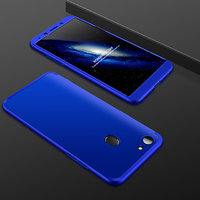 Redmi Y1 Blue Colour 360 Degree Full Body Protection Front Back Case Cover Standard Quality