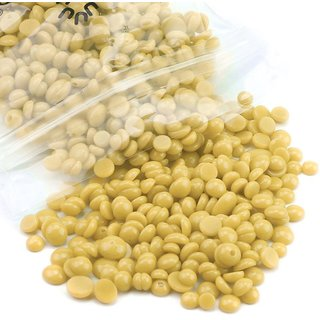 Konsung Beauty Hot Wax Beans Natural Hair Removal Bean (Honey 100g)