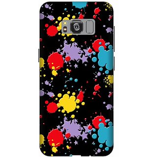 Printland Back Cover For Samsung Galaxy S8 Edge
