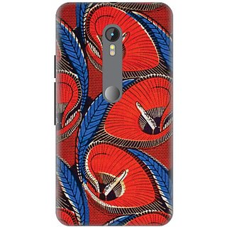 Printland Back Cover For Moto G (3rd Geneation)