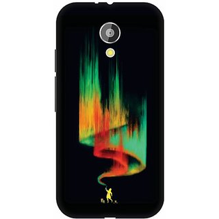 Printland Back Cover For Moto G(2nd Generation)