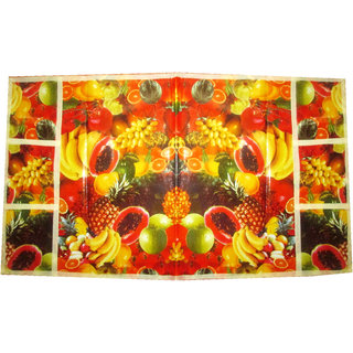 Floral Fridge cover