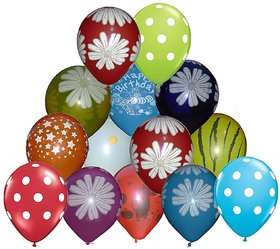 Crazy Sutra High Quality Printed Party Balloons (30pc)