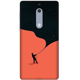 Printland Back Cover For Nokia 5