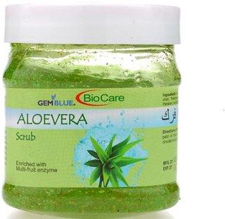 Biocare Aloe Vera  Scrub (500 ml)