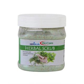 Biocare Green Lemon  Scrub (500 ml)