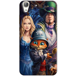 FurnishFantasy Back Cover for Huawei Honor 5A - Design ID - 0385