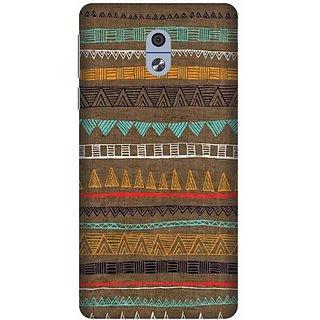 Printland Back Cover For Nokia 3
