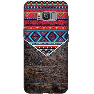 Printland Back Cover For Samsung Galaxy S8 Edge