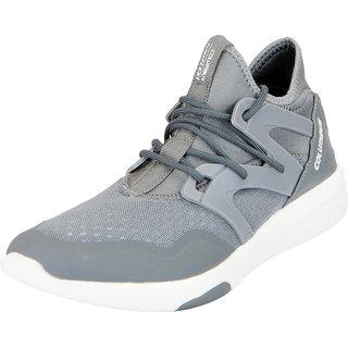 Columbus Mens TORIN Dark Grey Sports Lifestyle Gym Running Shoes